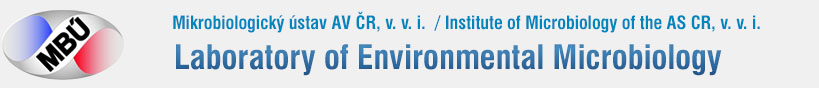 Laboratory of Environmental Microbiology Logo
