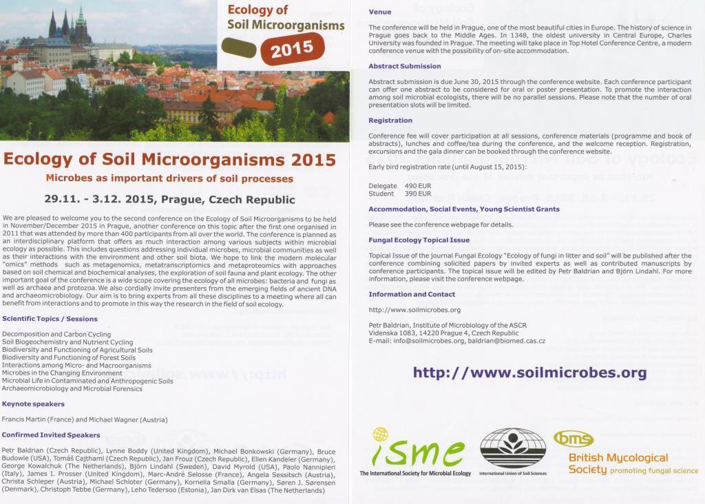 web-Ecology of Soil M